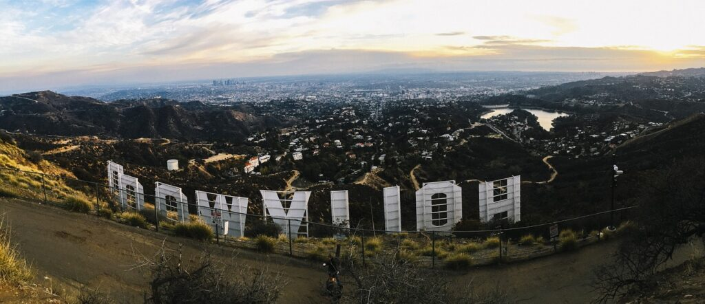hollywood, signs, hollywood sign
